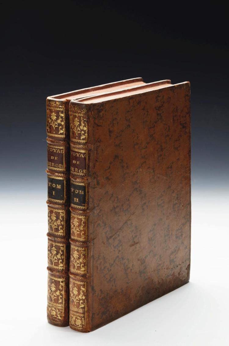 BERGERON, PIERRE. VOYAGES FAITS PRINCIPALEMENT EN ASIE DANS LES XII, XIII, XIV, ET XV SIECLES. 1735