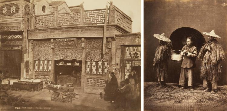 CHINA. A GROUP OF 25 PHOTOGRAPHS, TOGETHER WITH 2 OF JAPAN (27)