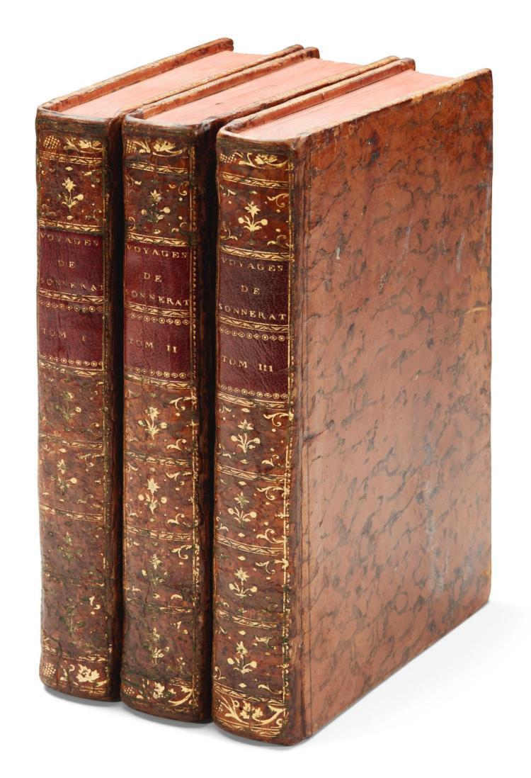 SONNERAT, PIERRE. VOYAGES AUX INDES ORIENTALES ET À LA CHINE. 1782