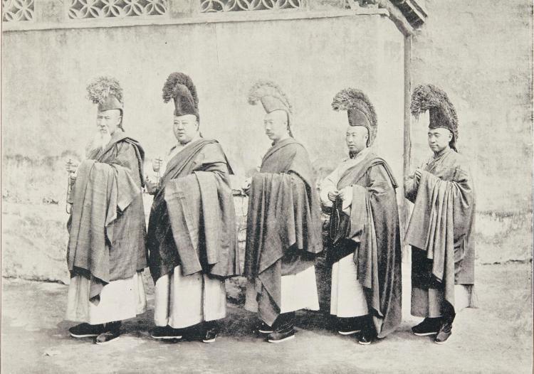 YAMAMOTO, SANSHICHIRO. PEKING, 1909