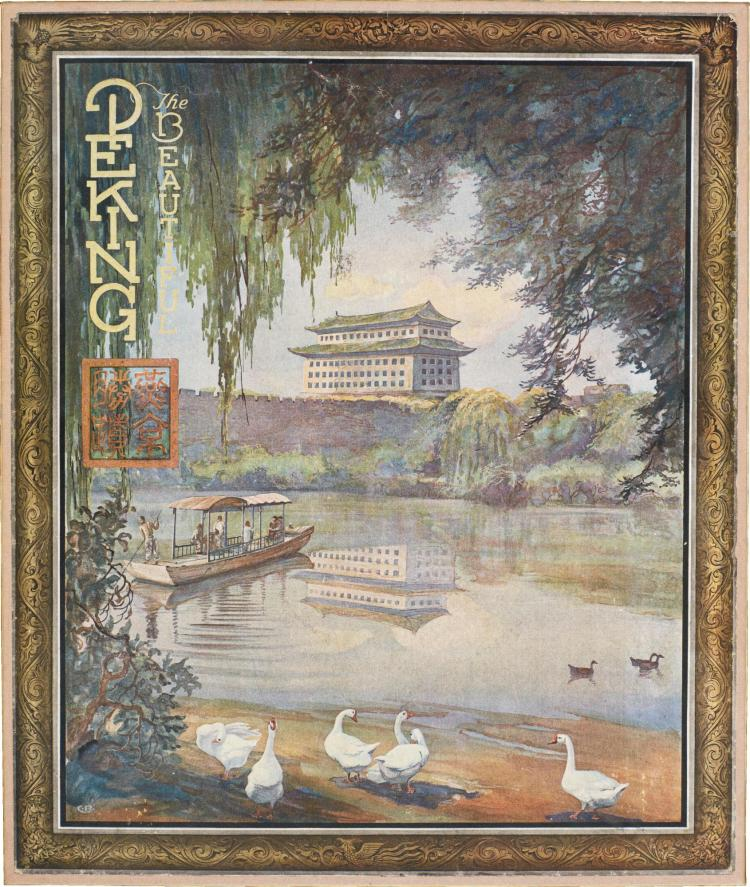 WHITE, HERBERT. PEKING THE BEAUTIFUL. 1927