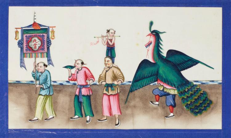CHINA. HUNDRED BOYS FESTIVAL [C.1860]