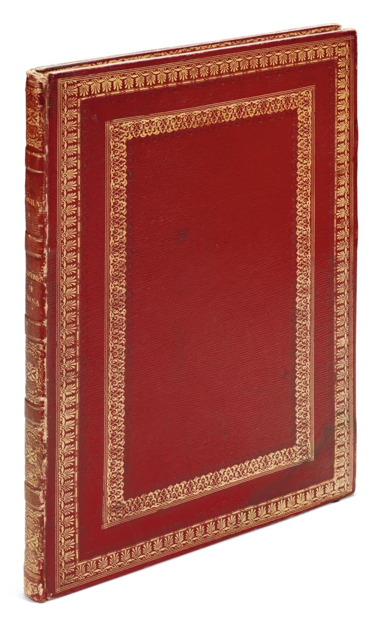 MASON, GEORGE HENRY. PUNISHMENTS OF CHINA. 1801