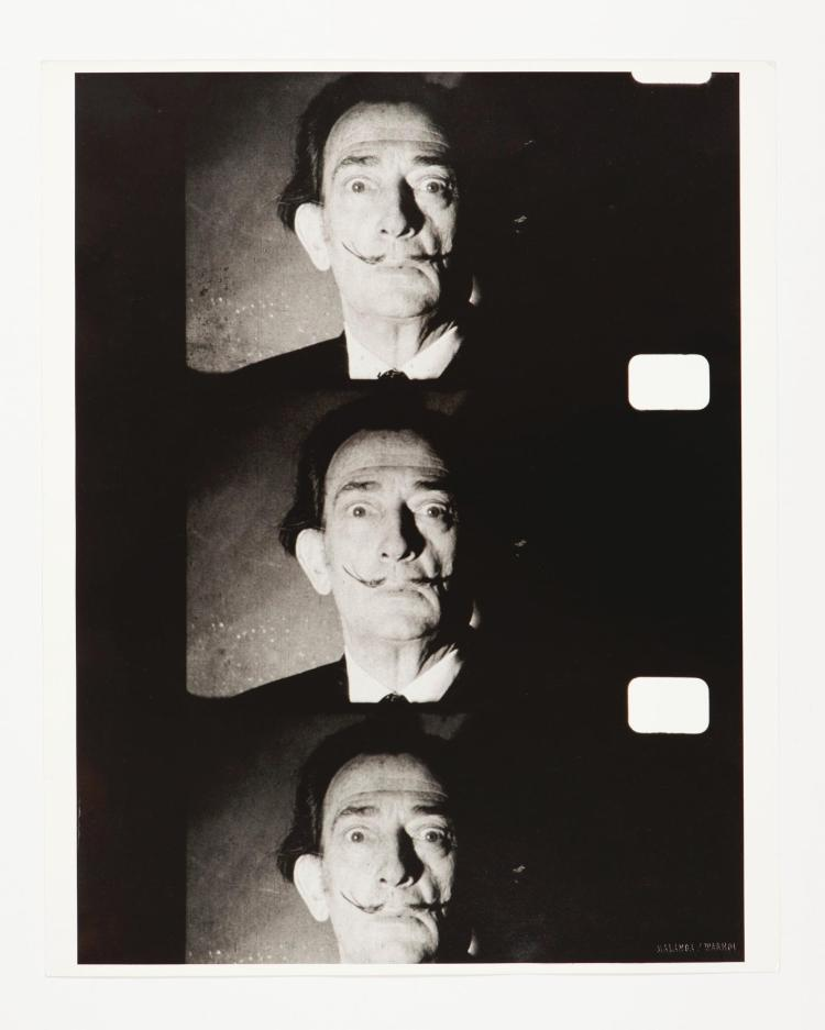 GERARD MALANGA – SALVADOR DALI SCREEN TEST, 1965