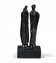 HENRY MOORE | Man and Woman II