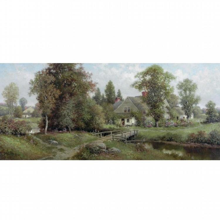 MILTON H. LOWELL 1848-1927