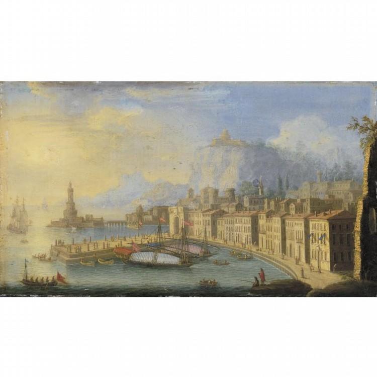ORAZIO GREVENBROECK PARIS 1670-1730