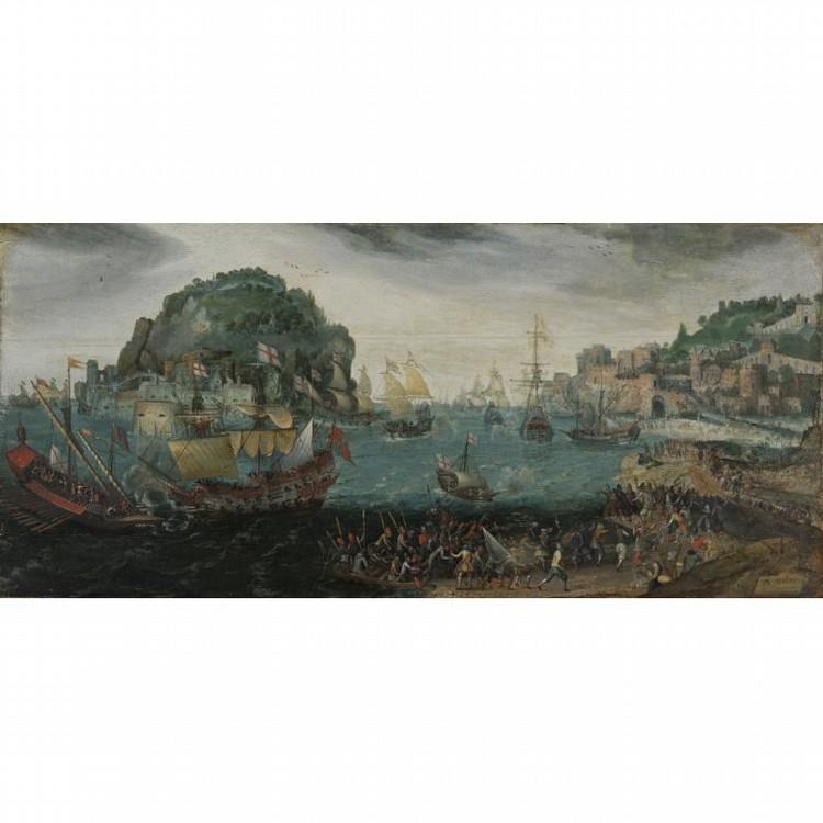 ADAM WILLAERTS ANTWERP 1577 - 1664 UTRECHT