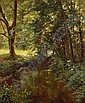 HENRI BIVA, FRENCH 1848-1928, Henri Biva, Click for value