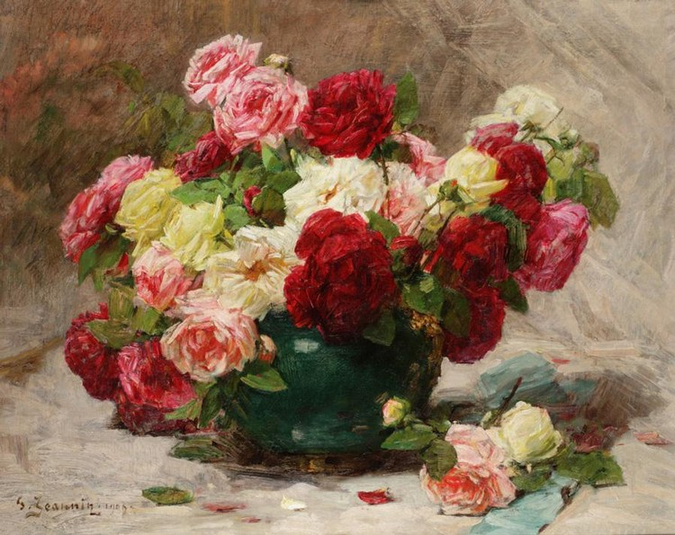 GEORGES JEANNIN, FRENCH 1841-1925