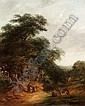 ROBERT BURROWS, 1810-1883, Robert (1810) Burrows, Click for value