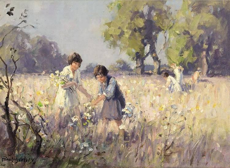FRANK MCKELVEY, R.H.A., R.U.A. 1895-1974