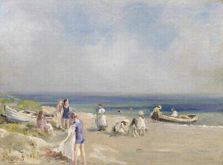 JAMES HUMBERT CRAIG, R.H.A., R.U.A. 1878-1944
