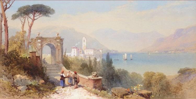 THOMAS LEESON ROWBOTHAM 1823-1875