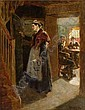 f - RALPH HEDLEY 1851-1913, Ralph Hedley, Click for value