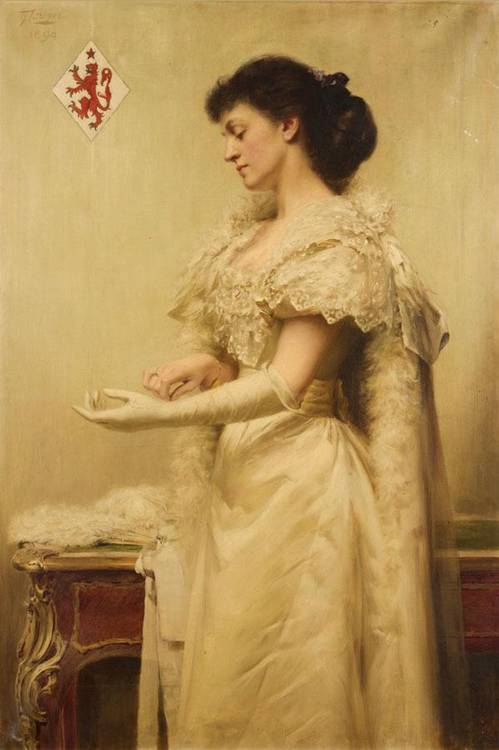 THOMAS COWPER EXH.1891-1906