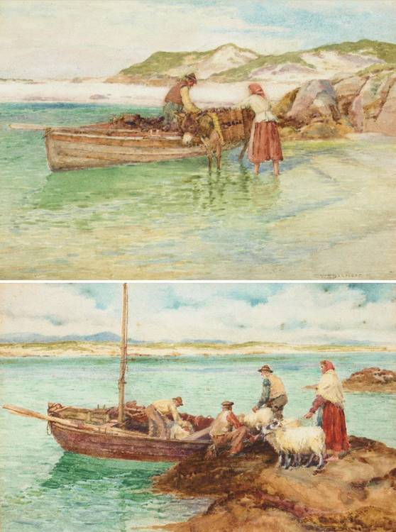 WILLIAM H. BARTLETT 1858-1932