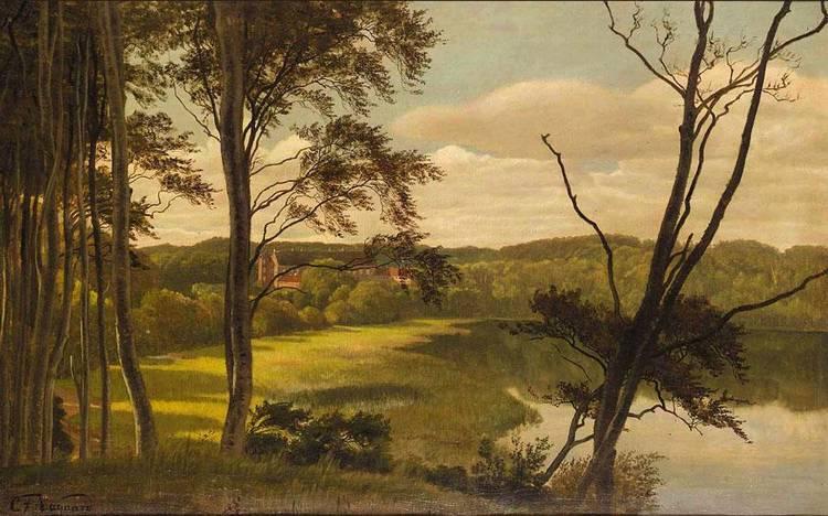 CARL FREDERIC AAGAARD, 1833-1895
