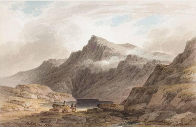 PAUL SANDBY MUNN, BRITISH, 1773-1845