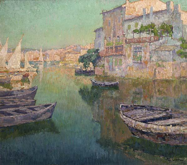 PAUL LEDUC BELGIAN 1876-1943