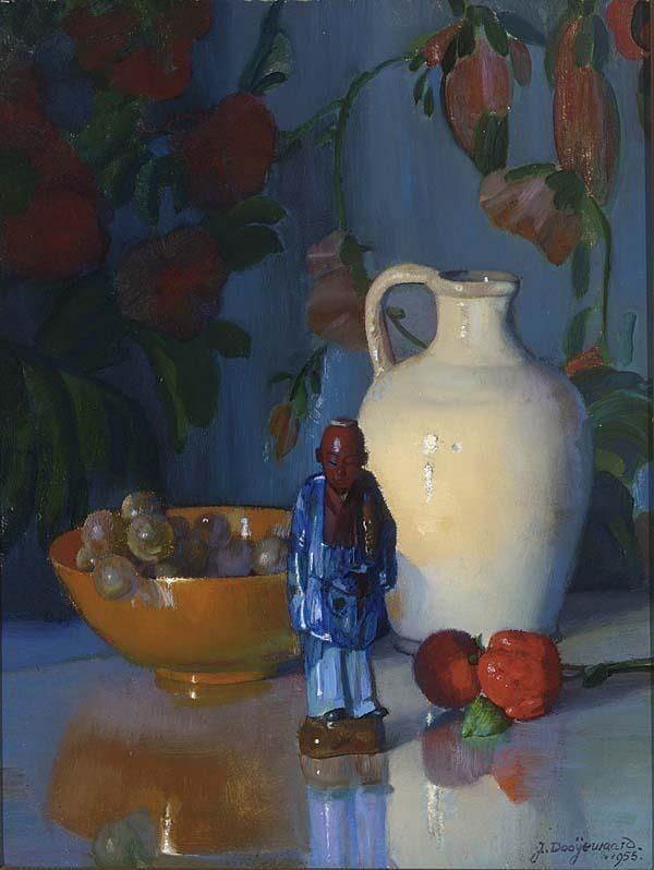 JACOB DOOIJEWAARD DUTCH 1867-1969