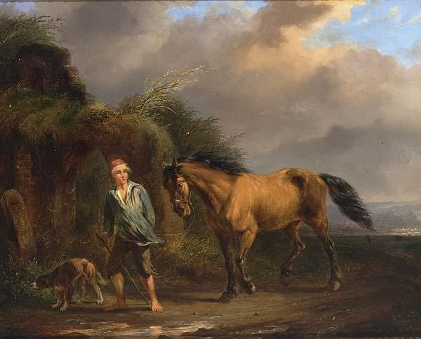 PIETER GERARDUS VAN OS DUTCH 1776-1839