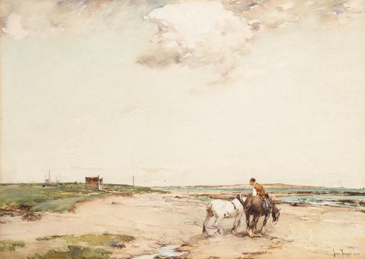 JOHN TERRIS, 1865-1914