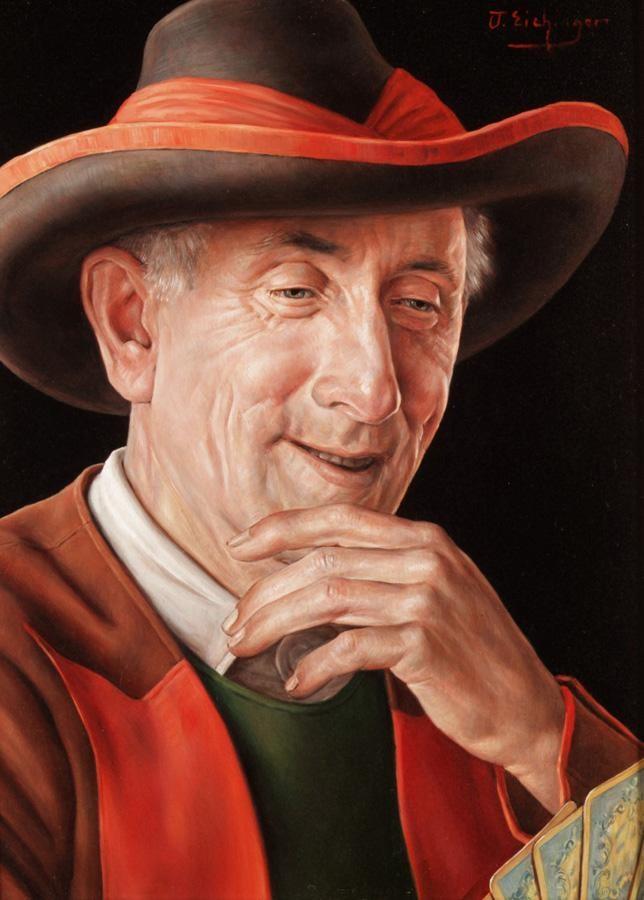 OTTO EICHINGER, AUSTRIAN 1922-2004