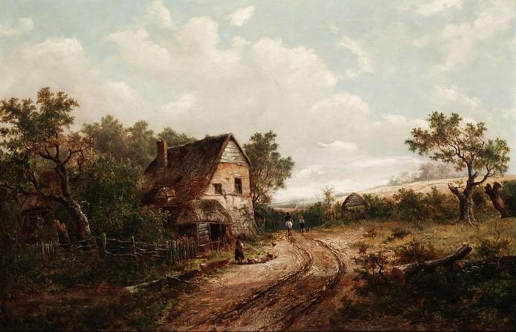 JOSEPH THORS, 1843-1898