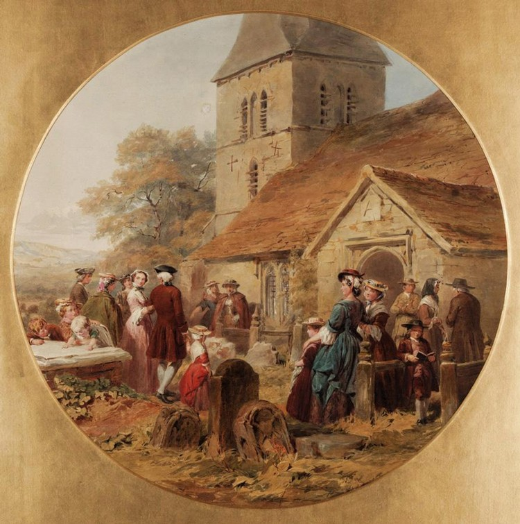JOHN ABSOLON, 1815-1895