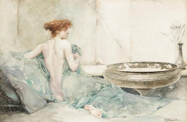 JOHN REINHARD WEGUELIN, 1849-1927