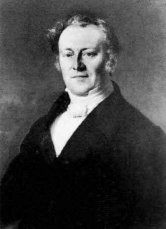 JOHAN HEINRICH NEUMAN (1819-1898) A PORTRAIT OF GERHARD HENDRIK SESBRUGGER, PREACHERMAN OF THE EVANGELIC LUTHERAN PARISH,