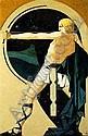 ADRIANUS JOHANNES VAN'T HOFF (1893-1939) THE ARCHER, Adriaan Joh.