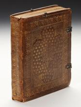 [BOOK OF COMMON PRAYER]. THE BOOKE OF COMMON PRAYER, 1632, BOUND WITH A PSALTER (1 VOL.)