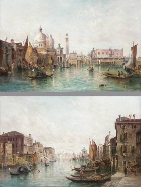 ALFRED POLLENTINE, 1836-1890