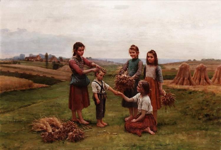 CÉSAR PATTEIN FRENCH, 1882-1914