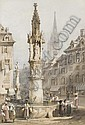 f - SAMUEL PROUT, 1783-1852 BASLE, Samuel Prout, Click for value