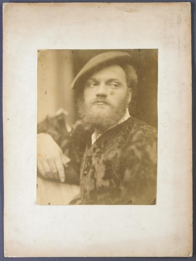 DAVID WILKIE WYNFIELD, 1837-1887 VALENTINE CAMERON PRINSEP. TWO STUDIES, 1860S