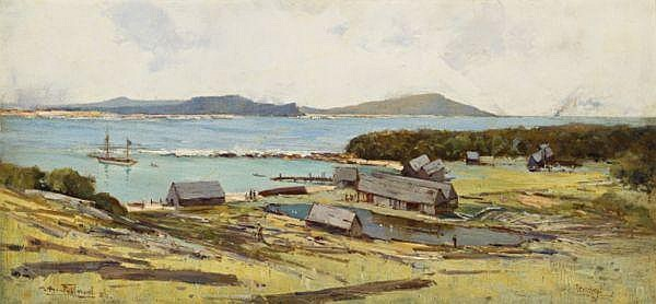 A. H. Fullwood , English 1863-1930 