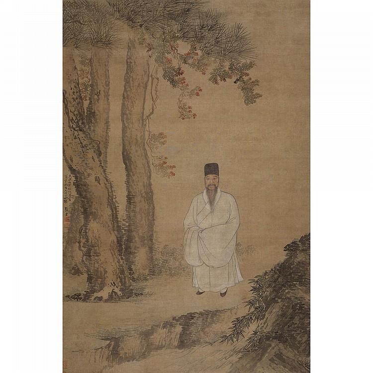 ZHANG HONG (1577-AFTER 1618)