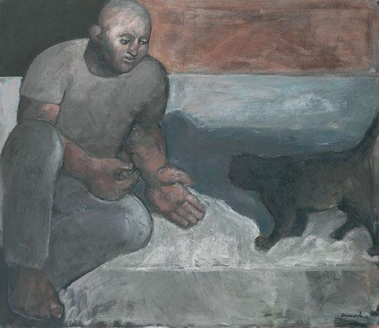 MARIO COMENSOLI 1922-1993