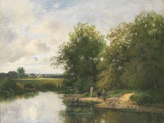 KARL GIRARDET 1813-1871