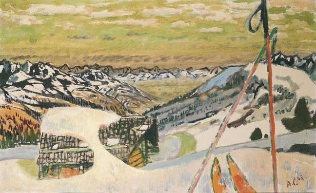 c - ALOIS CARIGIET 1902-1985