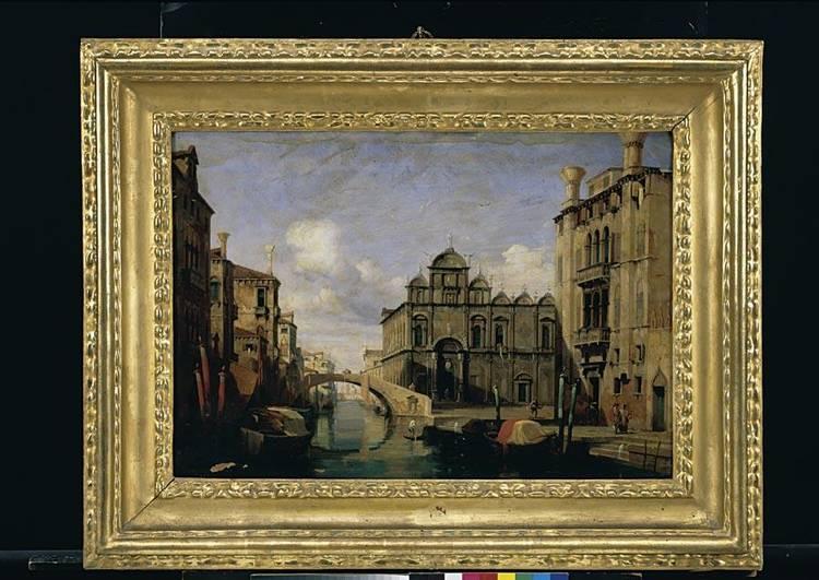 JULES-ROMAIN JOYANT (PARIGI 1803 - 1854)