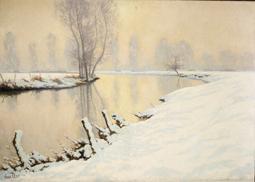 LOUIS LIÉVEN THÉOPHILE CLESSE BELGIAN, 1889-1961