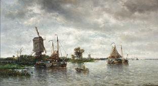 FRANÇOIS ETIENNE MUSIN BELGIAN, 1820-1888
