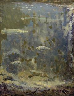 GERRIT WILLEM DIJSSELHOF DUTCH, 1866-1924