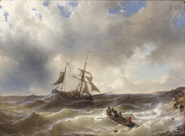 LOUIS MEYER DUTCH, 1809-1866