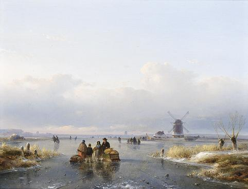 LODEWIJK JOHANNES KLEIJN DUTCH, 1817-1897