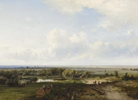 PIETER LODEWIJK FRANCISCO KLUYVER DUTCH, 1816-1900
